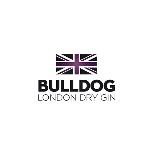 Logo Bulldog London Dry Gin