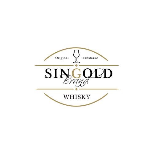 Logo Singold Brand Whisky