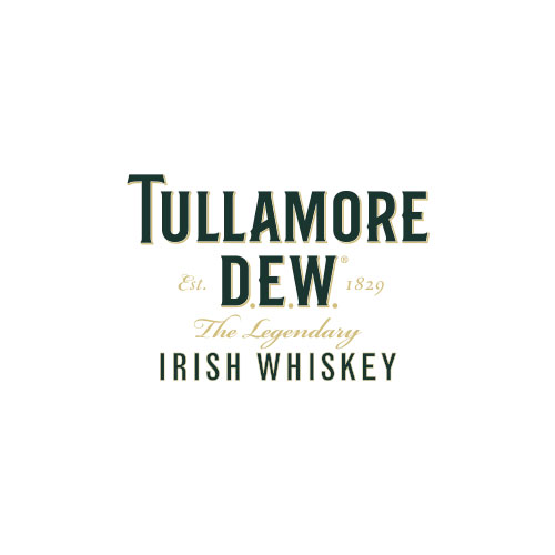 Logo Tullamore D.E.W. Irish Whiskey